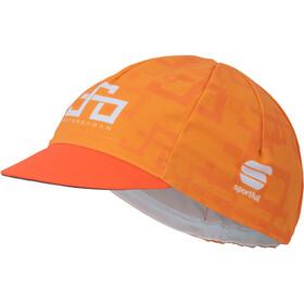 Sportful Sagan Logo Cycling Pet, orange sdr